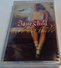 JANE CHILD Tape Cassette HERE NOT THERE Warner Bros. Records USA   9-45296-4