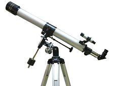 Orbinar 900/70 EQ2 Lunette Astronomique Télescope Réfracteur Achromatique