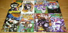 the Skunk #1-6 VF/NM complete series + annual + variant BILL MAUS for tick fans