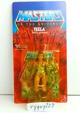 MOTU, Teela, Masters of the Universe, MOC, carded, figure, sealed, He-Man, MOSC