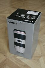 Canon EF 70-200mm f/2.8L IS II USM Camera Lens Empty Box Only with Poly Inserts
