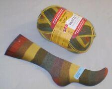 150 G Regia Sockenwolle 6 -fädig Pairfect Streifen Fb.2769