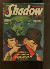 THE SHADOW #6 (6.0) PULP MAG 1937
