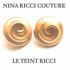 NINS RICCI PAIRS COUTURE EARRINGS
