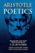 Aristotle Poetics, Aristotle, Good Books