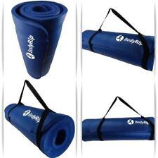 Esterillas y toallas de yoga y pilates azul