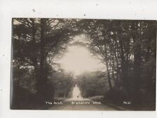 The Arch Bramshaw Wood Hampshire Vintage RP Postcard