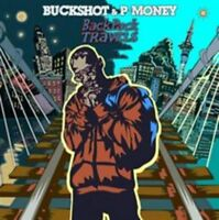 NEW - BackPack Travels by Buckshot; P-Money