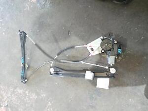 VOLKSWAGEN POLO RIGHT FRONT WINDOW REG/MOTOR 6R, POWER, 3DR HATCH, 05/10-12/13