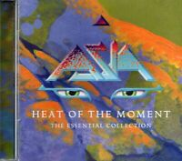 Asia - Heat Of The Moment (The Essential Collection) Best Of Asia (2013 CD) New