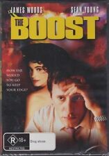 THE BOOST JAMES WOODS SEAN YOUNG  Sealed Free Local Shipping      A3