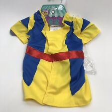 Rubie's Pet Shop Small Dog Costume Wolverine With Suit And Hood Licensed Marvel