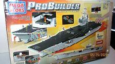 Mega Bloks 9795 ProBuilder Master Series USS Nimitz Aircraft Carrier
