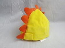 IKEA HALLOWEEN YELLOW CHICKEN HEAD HAT KLAPPAR MASKERAD CHILDS SIZE 24 MONTH +