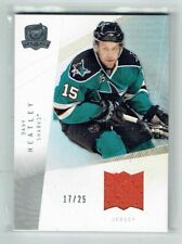 09-10 UD The Cup  Dany Heatley  /25  Jersey