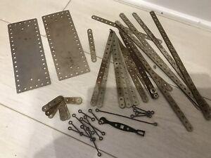 Vintage Pre War Primus Engineering Constructor Pieces