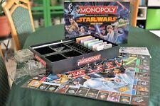 Monopoly Star Wars Saga Edition TOP Zustand