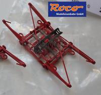 ROCO 85426 - Pantografo FS tipo 52 strisciante curvo. Scala H0 1pz.