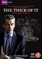 The Thick Of It: The Complete Series 1-3 & Specials [DVD], Very Good DVD, Rebecc