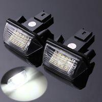 LED Éclairage Plaque d'immatriculation Pour Peugeot 206 207 308 407 Citroen 3I30