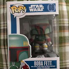 Boba Fett Funko Pop Star Wars Guerre Stellari Mandalorian Vinyl Figure