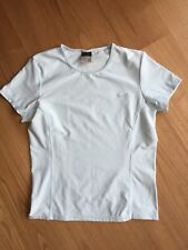Nike DRI-FIT Designer Shirt Gr.36/38 Türkis Blau Trend Hingucker Top Zustand