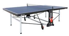TOP 1a Tischtennisplatte indoor Sponeta S 5-73 i Blau mit Netz nicht wetterfest