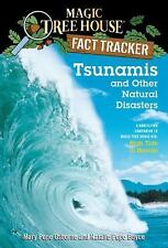Tsunamis and Other Natural Disasters: A Nonfiction Companion to High Tide in Haw