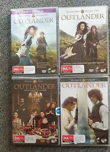 Outlander : Seasons 1-3  - New