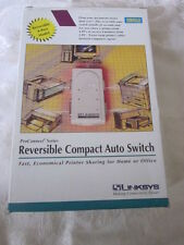Linksys  PASB421 Reversible Compact Auto Switch  !!Free Shipping