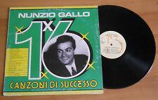131 - 33 GIRI NUNZIO GALLO - CANZONI DI SUCCESSO         2/17