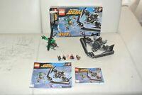 LEGO DC COMICS SUPER HEROES 76046 -  LA BATAILLE DANS LE CIEL  complet