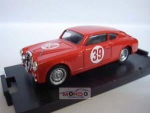 Lancia Aurelia B20 Coupe Le Mans Valenzano 1952 Br.R162 1:43 Modellino Diecast