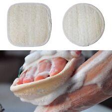 Bamboo Luffa Loofah Scrub Exfoliating Loofah Bath Wash Shower Sponge Pad Useful