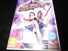 All Star Cheerleader 2 (Nintendo Wii, 2009)