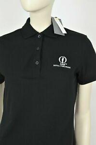 FAIRWAY & GREENE Royal Portrush Golf Ladies Polo Shirt Size M