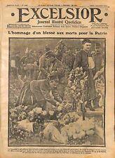 Toussaint Hommage Zouaves Morts Patrie Cimetière Militaire France WWI 1914