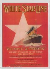 RMS TITANIC 100 YEAR COMMEMORATIVE TRADING CARD EXCLUSIVE PROMO CARD