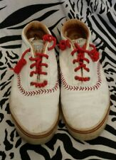 Vintage Keds Championship Series Shoes Women's Size 9.5 Leather ~ Free Ship!