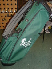 BRAND NEW PING 4 SERIES GREEN HOOFER CARRY BAG W/  CYPRESS POINT GOLF CLUB LOGO