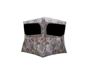 GR351BW Barronett Grounder 350 Backwoods Camo GROUND BLIND MFG REFURBS