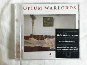 Opium Warlords - Nembutal (CD) NEU