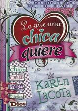 NEW - Lo que una chica quiere (Spanish Edition) by Lacota, Karen