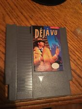 Deja Vu (Nintendo Entertainment System, 1990)