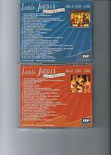 LOUIS JORDAN & TYMPANY FIVE 1938-1940 & 1941-1944 & 1944- 46 3 CDs 83 songs