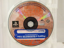 The Dukes of Hazzard Racing for Home Playstation (2000) Game Tested and Working