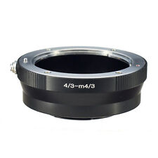4/3-M4/3 for Olympus 4/3 Lens to Micro Four Thirds M43 PL1 P2 GF1 GH4 Panasonic
