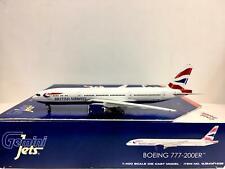 Gemini Jets British Airways BOEING 777-200ER G-YMMP GJBAW1236