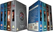 """BLAKES 7 COMPLETE SERIES COLLECTION 1-4 BOX SET 20 DISCS R4 """"NEW&SEALED"""""""
