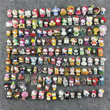 Set of 150 Hello Kitty Mini Figures Display Toy Collection Kids Gift No Repeat @